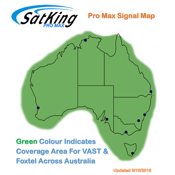 promax signal coverage map