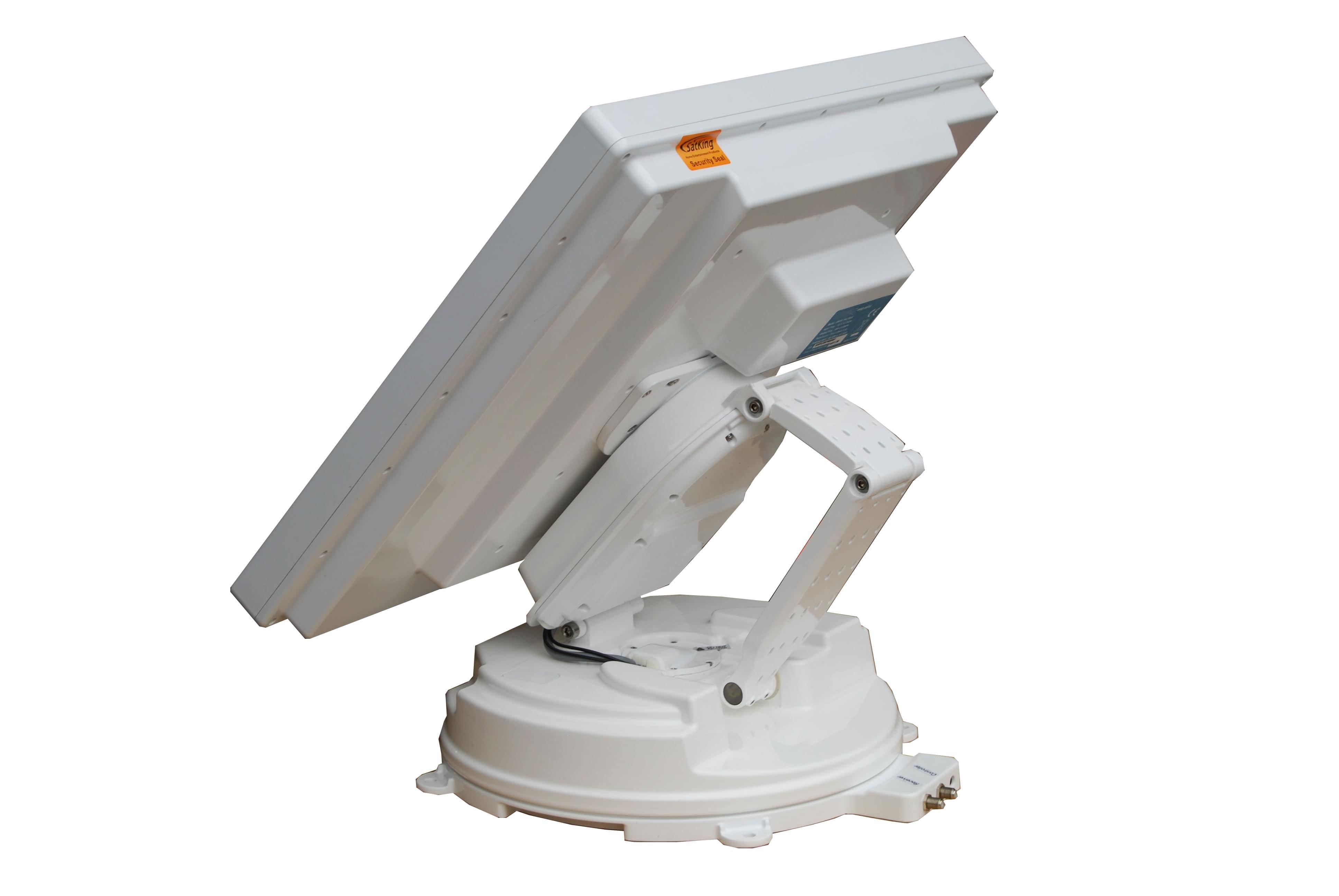 automatic satellite system