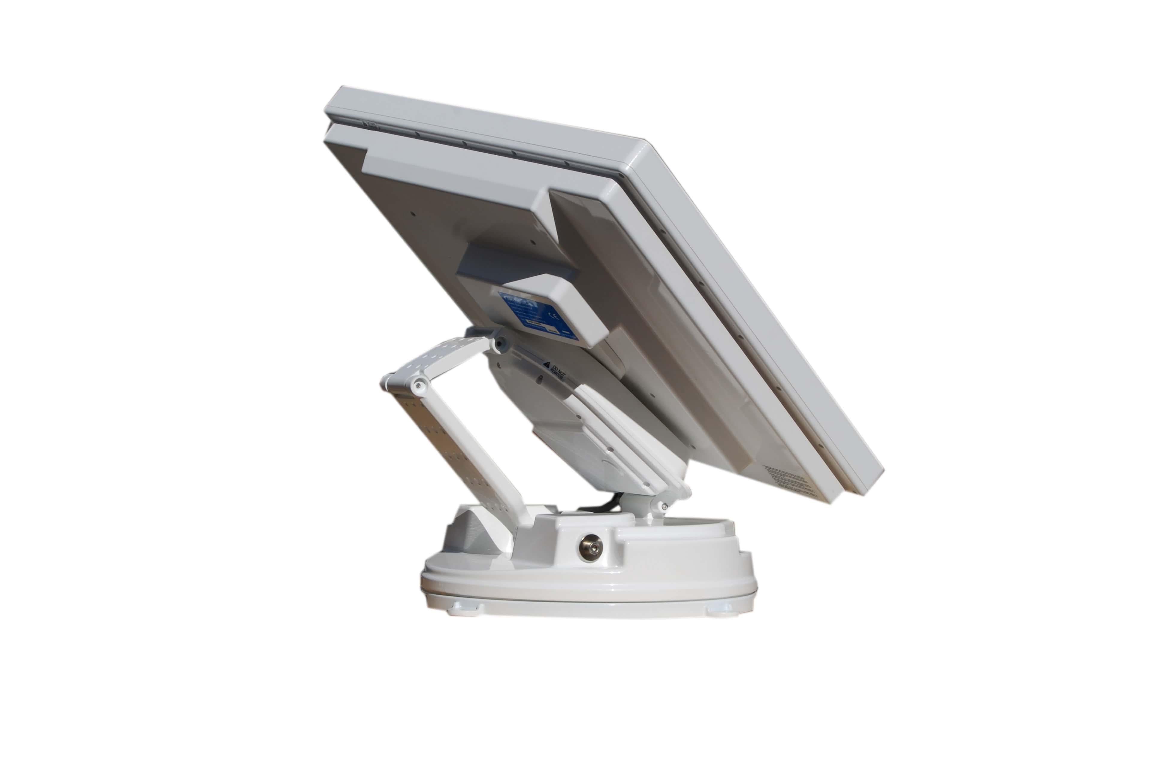 automatic satellite TV system